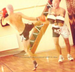 Тренировки бокс, Тайский бокс Котовского