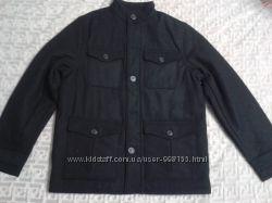Мужская куртка-пальто Old Navy Mens Wool-Blend Four-Pocket Jackets