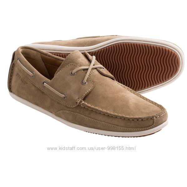 Мужские замшевые топсайдеры Sebago Canton Suede Boat Shoes