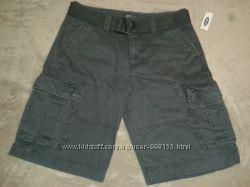 Мужские шорты карго Men&acutes Belted Cargo Shorts 10 12