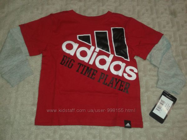 Детская футболка Adidas 2T.