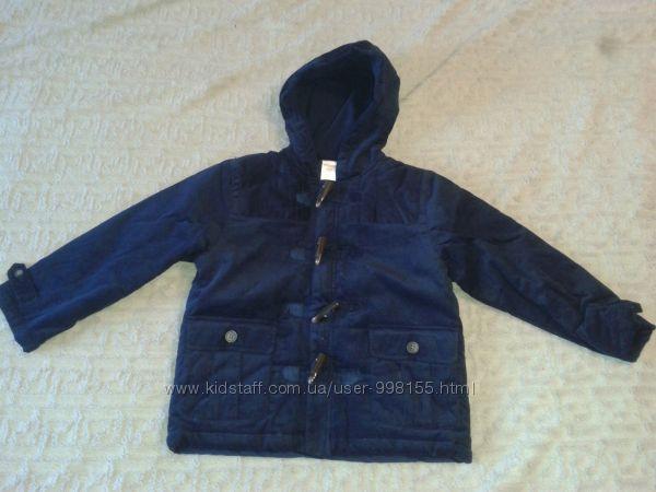 Детская демисезонная куртка Gymboree
