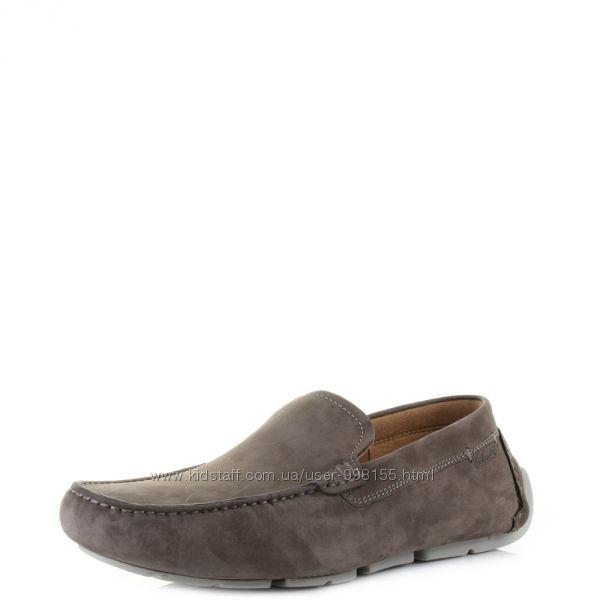 Мужские мокасины Clarks Davont Drive Shoes
