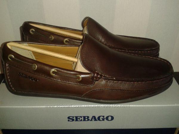 Мужские мокасины Sebago Canton Slip-On Shoes