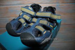 Детские босоножки Teva Jansen Leather Kids Sport Shoe бу