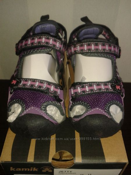 Детские босоножки Kamik Jetty Sandal