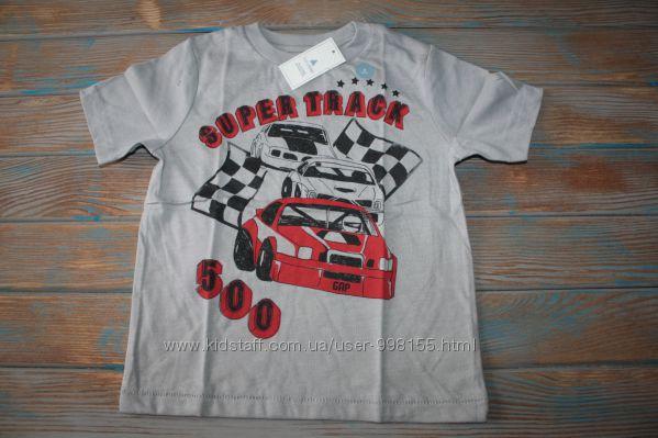 Детская футболка GAP Super Track