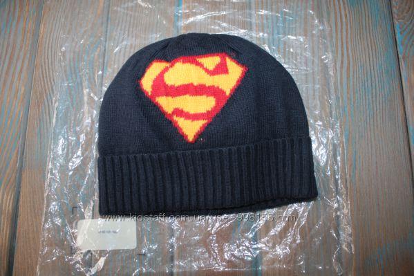 Детская шапка GAP Superman