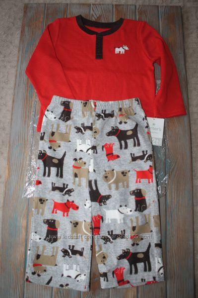 Детская пижама Carters set 2T