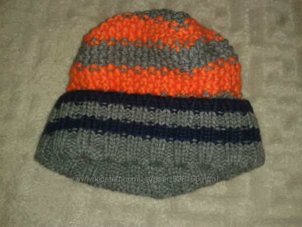 Детская демисезонная шапка GAP