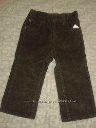 Детские вельветовые штаны Old Navy 18-24  mon.