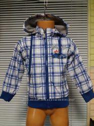 Куртка-вітровка для хлопчика на 3-4 роки