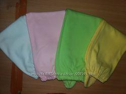 Повзунки коротиші на 62-74 см різні кольори