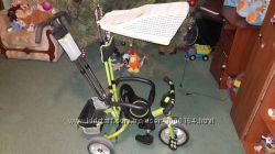 Детский велосипед трёхколесный Profi trike