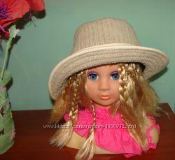 капелюх шляпа вельвет на 55-57 см