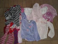 Пакет одягу 18-24 місяці на дівчинку
