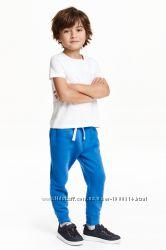 Спортивные штанишки с начесом от H&M