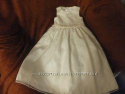 Очень красивое платье СINDERELLA на 4 года
