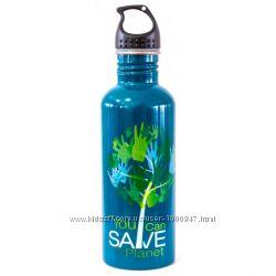 Экобутылка Ecosoft зеленая, 1 л