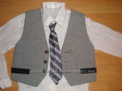 нарядные школьные рубашки 110-140