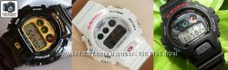 Часы CASIO G-SHOCK DW-6900 - Новые - в Наличии