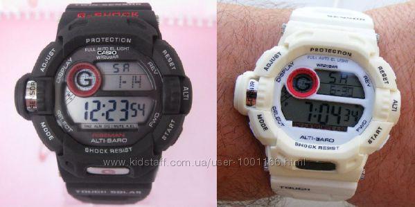 Часы CASIO G-SHOCK GW-9200 - Новые - в Наличии
