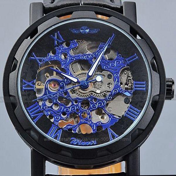 Механические часы - WINNER Skeleton - Новые - в Наличии