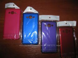 Пластиковая накладка-бампер Samsung Galaxy Prime G530 стилус в подарок