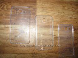 Силиконовая накладка для Samsung J500 Galaxy J5, A5