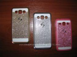 Пластиковая накладка для Samsung E500 Galaxy E5, G360, G530, G350 S-Line.