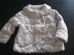 Курточка ZARA девочке