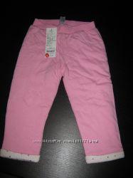 Тёплые штаны девочке