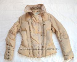 Куртка пух натуральный, как печка, раз м