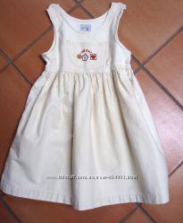 Платье тепленькое   на 3 года