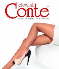 Женские колготки, чулки, носки, леггинсы Conte. Низкие цены