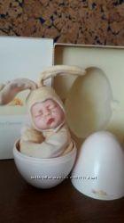 Яйцо с зайкой Анне Геддес Anne Geddes