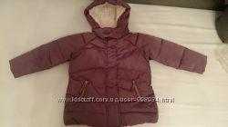 Куртка для девочки фирмы Next 98р