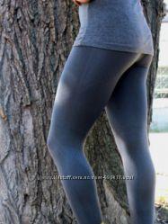 Теплые женские колготы на флисе, размер универсальный