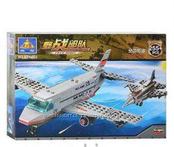Конструктор Лего Пассажирский самолет-255 дет.