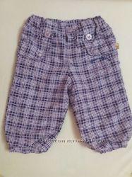 Болоньевые штанишки на флисовой подкладке Рост 68