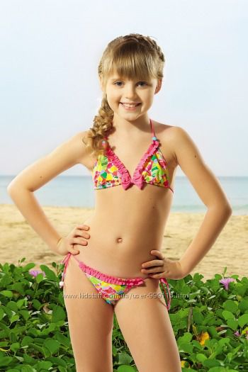 юнные модели без купальник фото