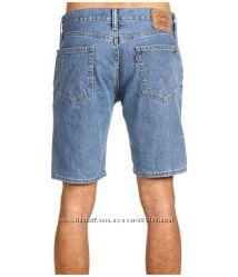 Джинсовые шорты Levis 505 Regular Fit Jean Short США