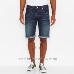 Джинсовые шорты мужские Levis 501 Original Fit Shorts