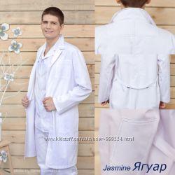 Мужской медицинский халат Ягуар
