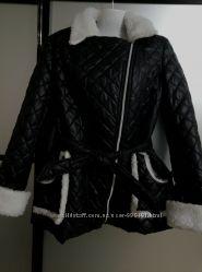 Утепленая куртка на синтепоне