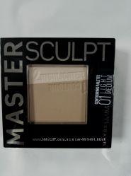 Мейбелин Master Sculpt пудра-корректор