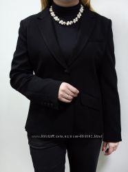 Пиджак H&M классический черный