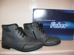 Мужские зимние сапоги фирмы Faber