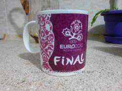 Лицензионная кружка Футбол ЕВРО 2012