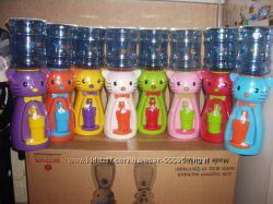 Детский кулер для воды Фунтик, диспенсер для воды кошечка Kitty